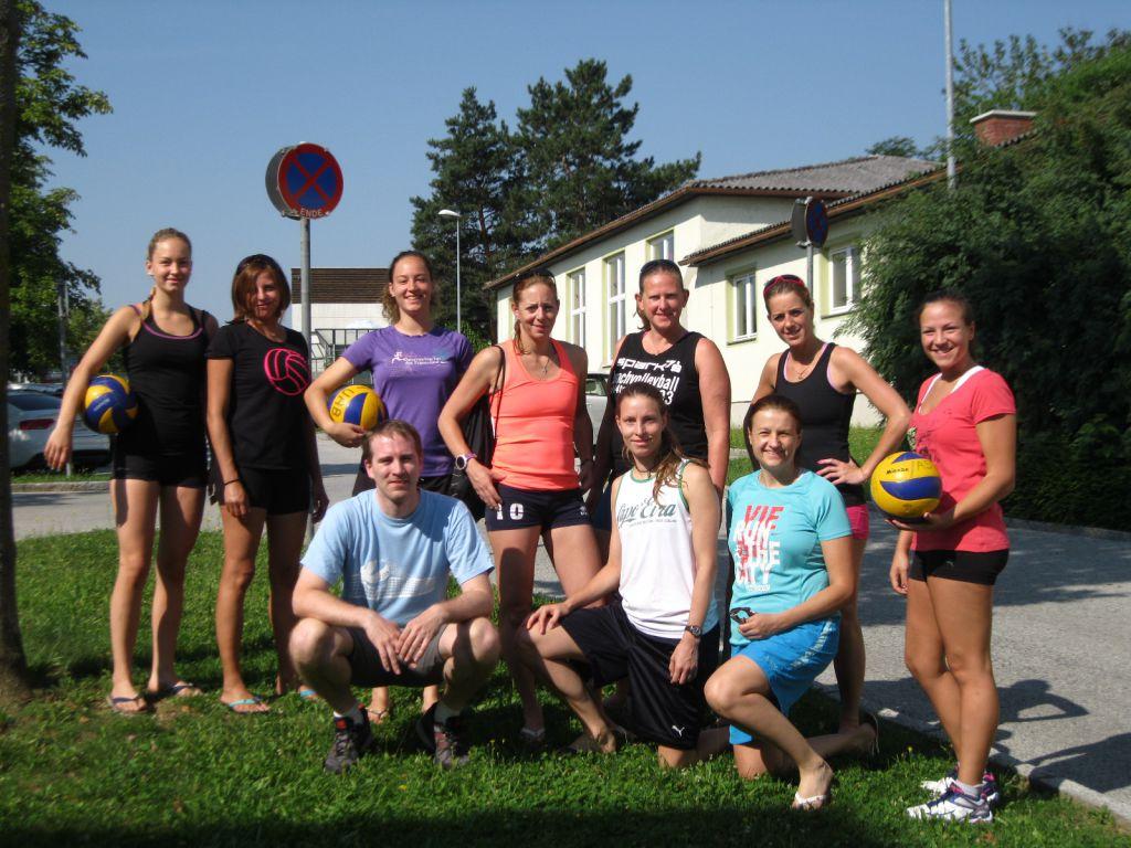 Trainingslager UAB Damen 2